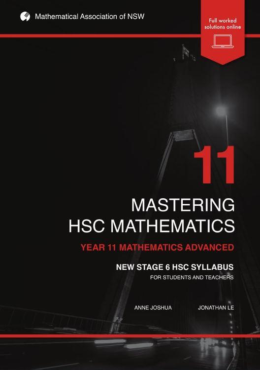 Mastering HSC Mathematics - Year 11 Mathematics Advanced